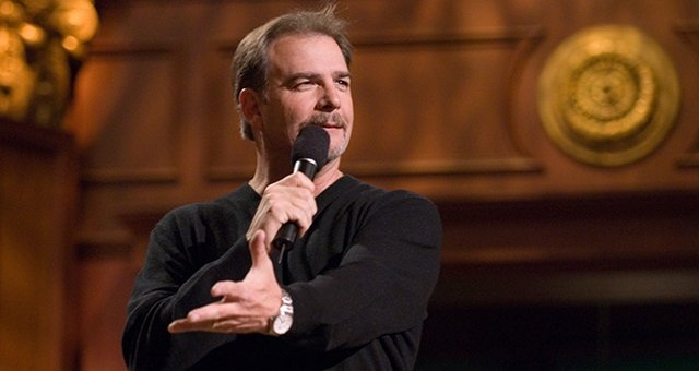 Bill Engvall in Milwaukee at Potawatomi - Q&A session