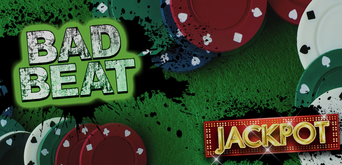 Bad Beat Jackpot Background