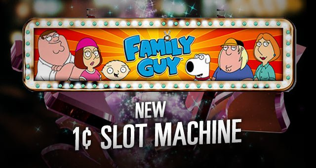 New Penny Slot Machine - Family Guy