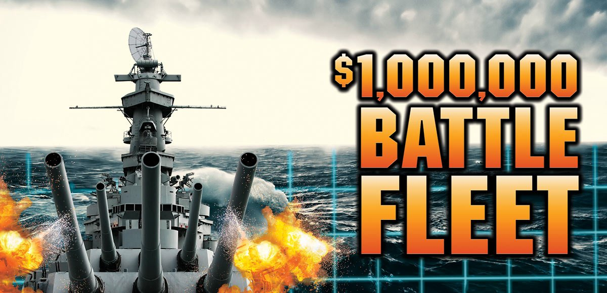 $1,000,000 Battle Fleet