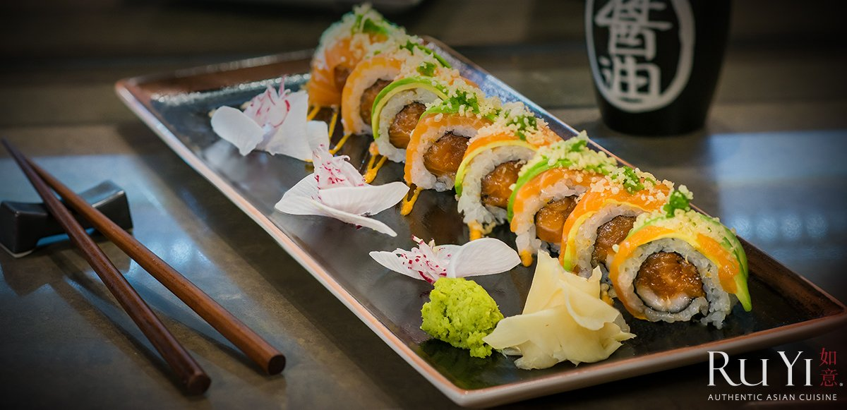 Sushi Cafe And Bar Menu