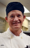 Pastry Sous Chef John Applegett from Potawatomi