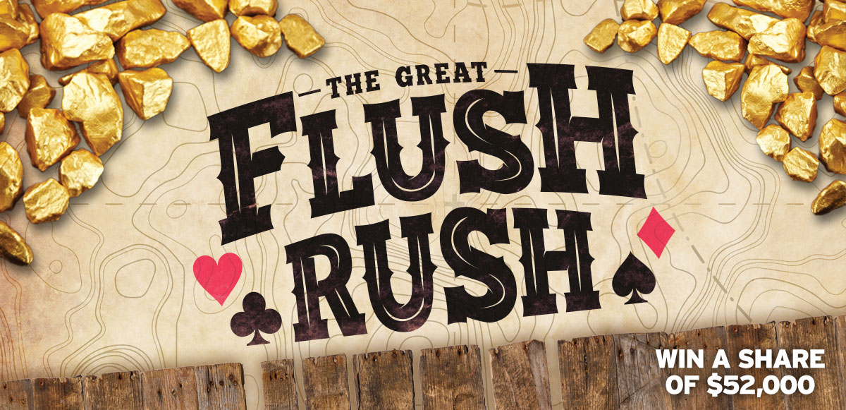 The Great Flush Rush