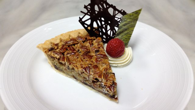 Bourbon Pecan Pie - Potawatomi Holiday Recipe Collection