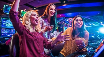 Party Games at Potawatomi Hotel & Casino