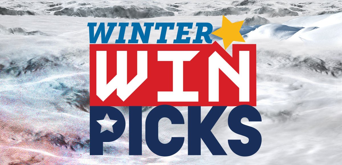 Winter Win Picks