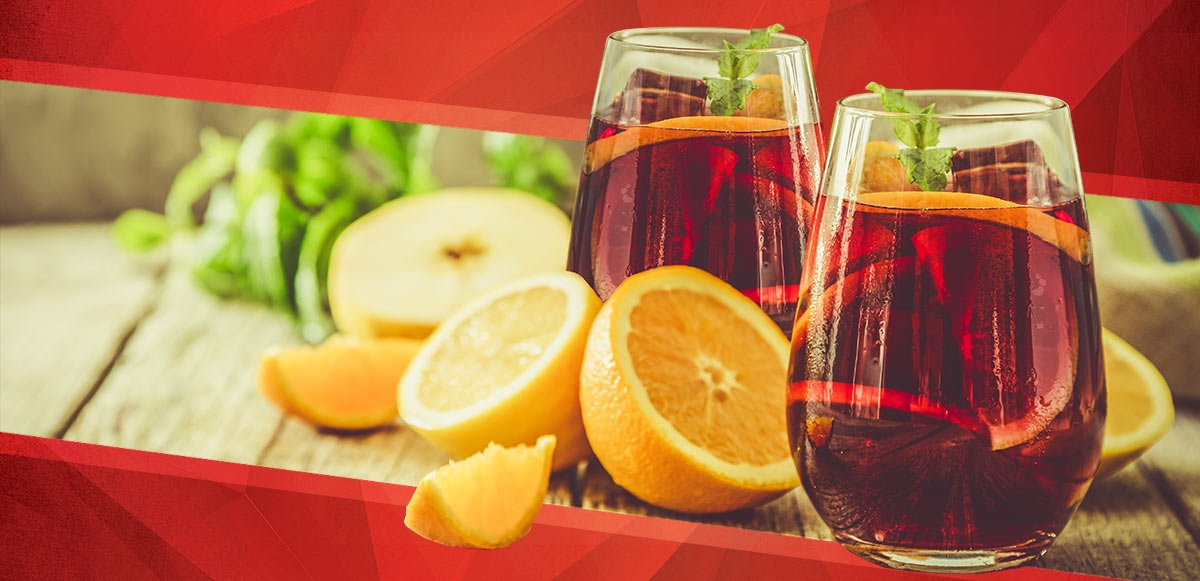 $6 Red Sangria Special