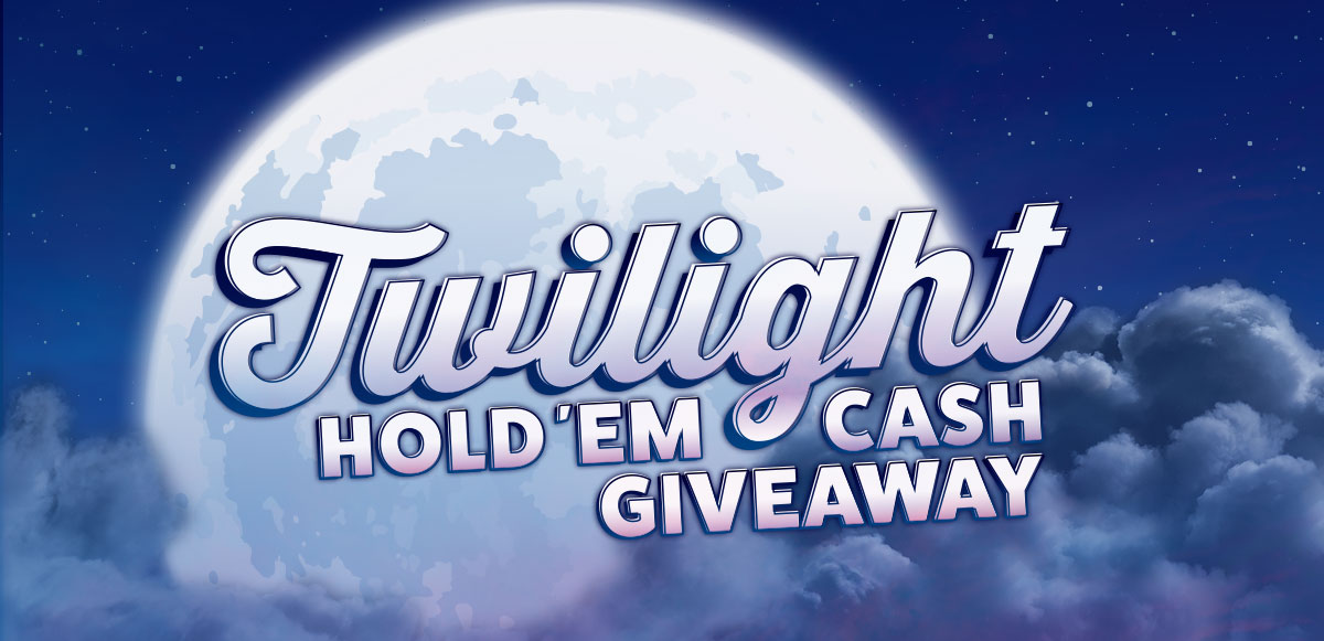Twilight Cash Giveaway