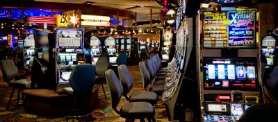 Casino Slot Machines at Potawatomi