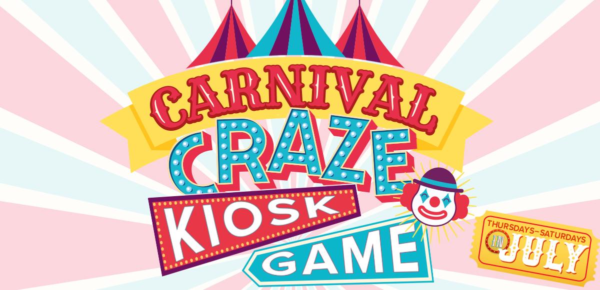 Carnival Craze Kiosk Game