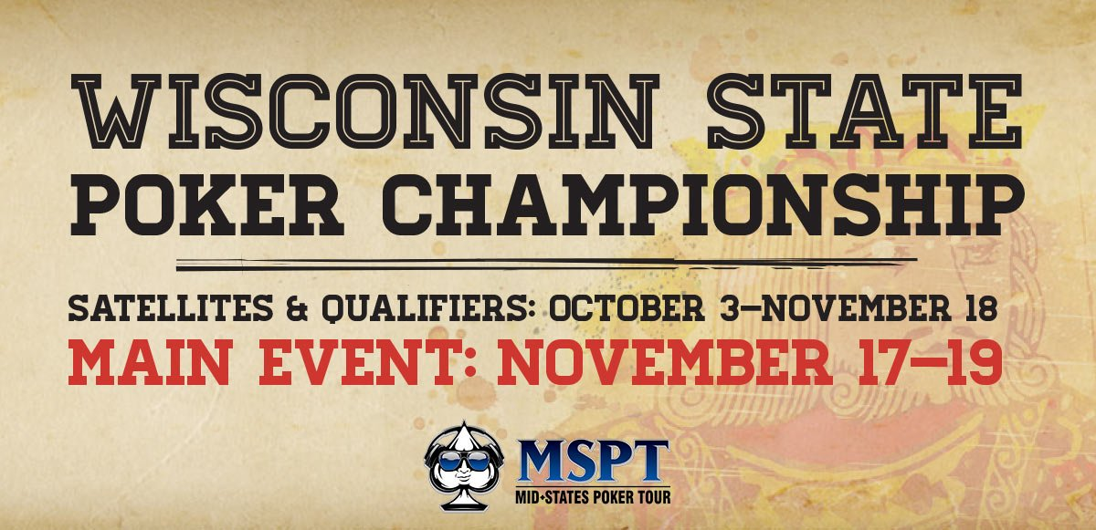 Wisconsin State Poker Championship