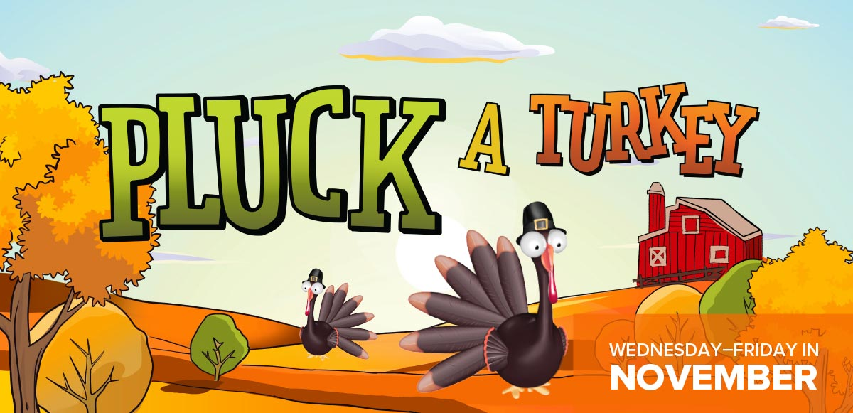 Pluck A Turkey
