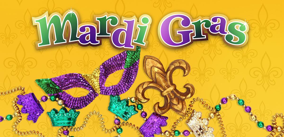 Mardi Gras Specials & Events