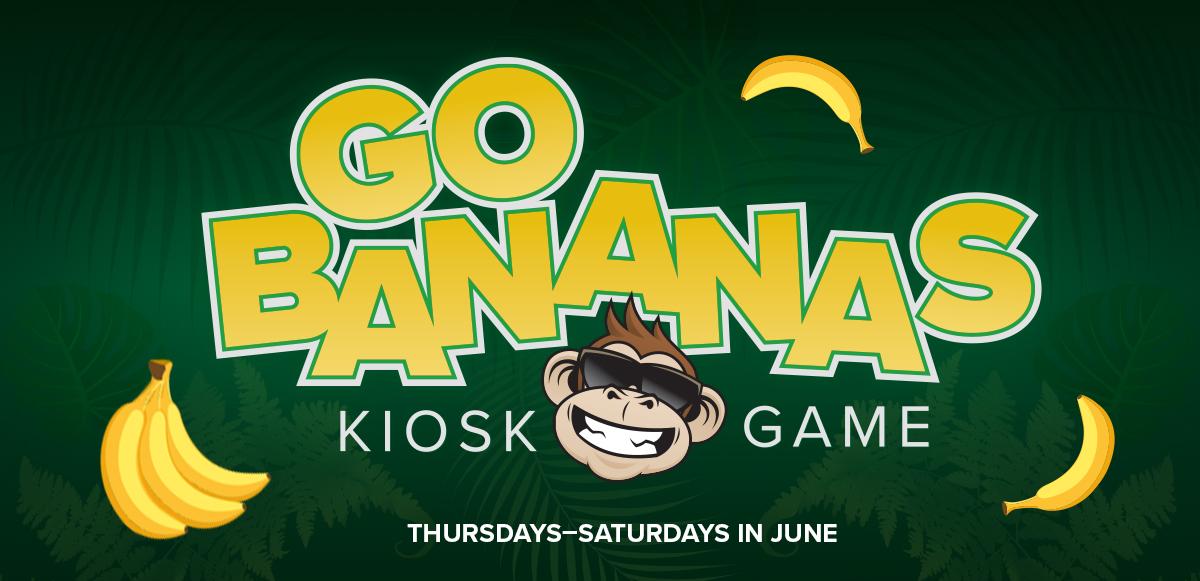 Go Bananas Kiosk Game