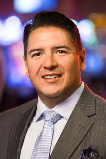 Dominic Ortiz CEO/GM