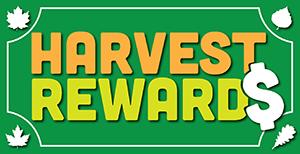 Harvest Rewards