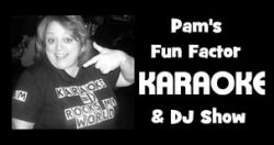 Pam's Fun Factor Karaoke