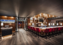 Continuing the commitment to world-class amenities, a full Dream Dance Steakhouse remodel is unveiled in 2020 – featuring a one-of-a-kind wine archway.