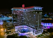 Five years after opening the first hotel tower, Potawatomi opens a second hotel tower, completed in 2019.