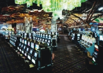 Expanded casino floor, 2000