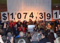 The Heart of Canal Street charity has given over $20 million to local organizations. Photo shows HOCS 20th Anniversary, 2013.