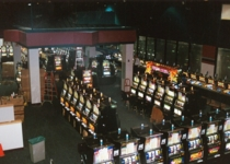 In 1992, slot machines are introduced for the first time – a major turning point in the casino's history.