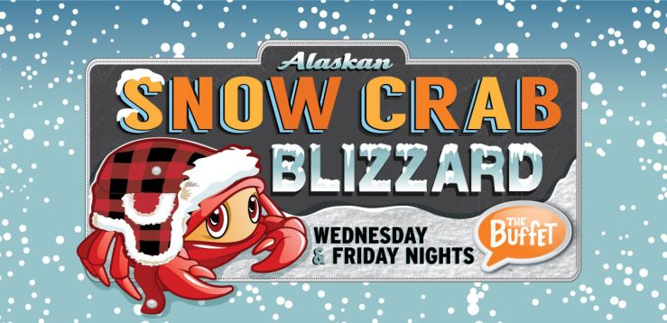 Alaskan Snow Crab SPLASH