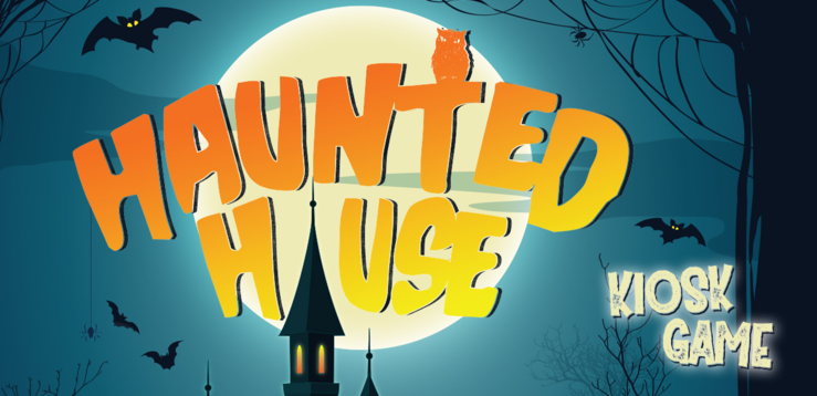 Haunted House Kiosk Game