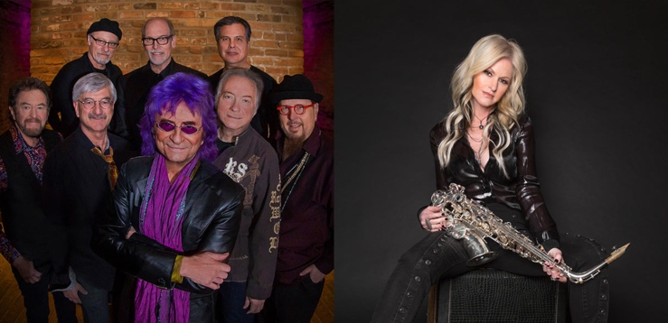 The Ides of March featuring Jim Peterik / Mindi Abair & The Boneshakers
